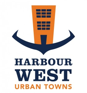 Harbour West logo