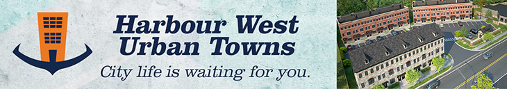 Harbour West Urban Towns - City life is waiting for you.