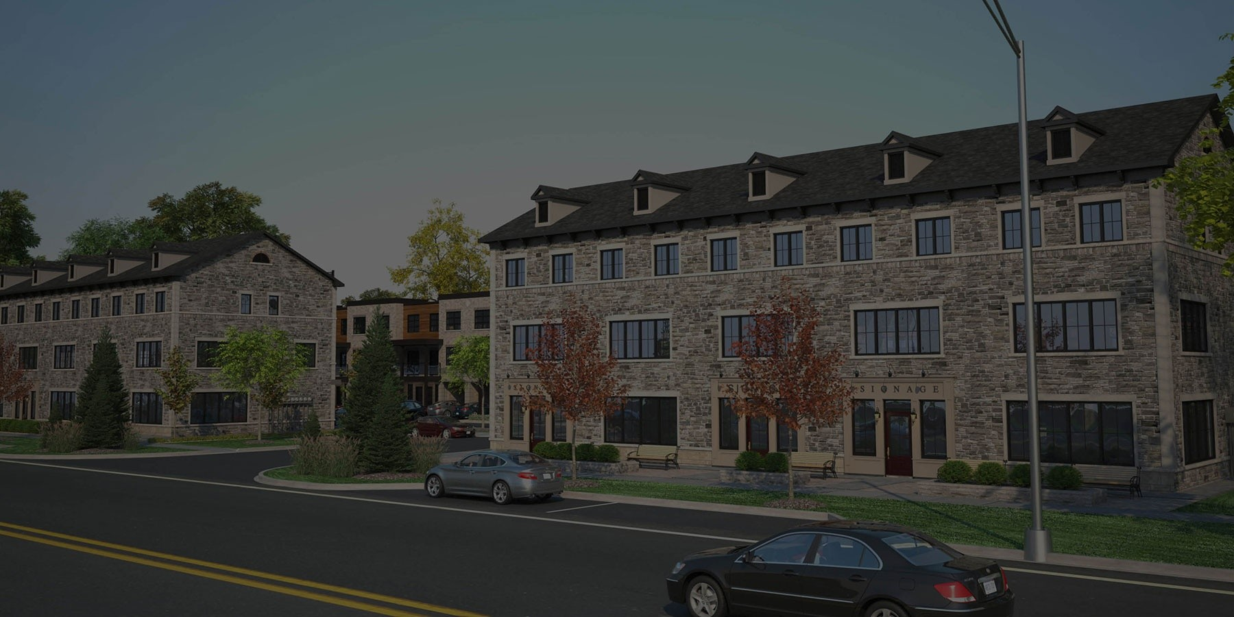 The Tannery - A distinct collection of townhomes in the heart of Waterdown