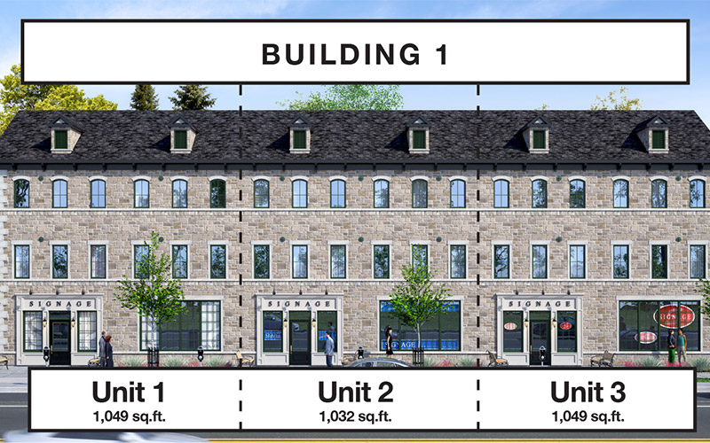 The Tannery Commercial Units 1-3