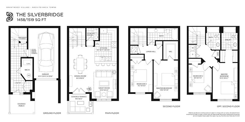 Silverbridge floorplan preview image