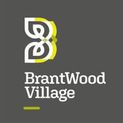 BrantWood Village logo and wordmark