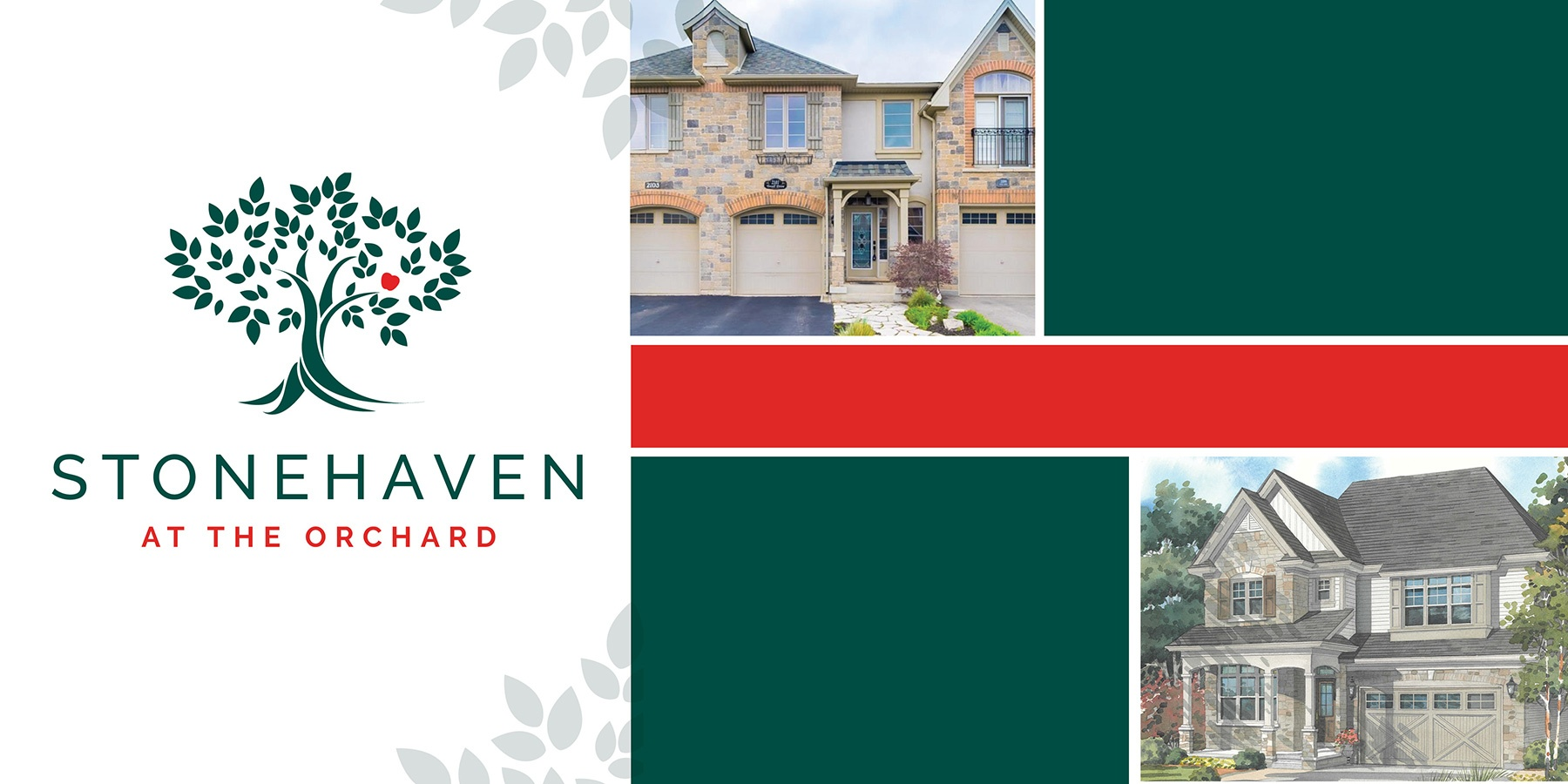 Stonehaven at the Orchard banner image